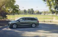 Tout savoir sur la Honda Odyssey 2018