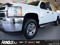 Chevrolet SILVERADO 2500 HD 4WD CREW CAB LWB WT 2014