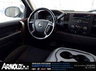 GMC Sierra 1500 4WD extended cab SL Nevada Edition 2012
