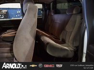 GMC Sierra 2500 HD 4WD Extended Cab SLT 2004