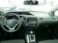 Honda Civic Sedan Ex manuelle 2015