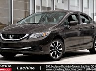 2014 Honda Civic Sedan EX+TOIT OUVRANT