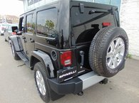 2011 Jeep Wrangler Unlimited SAHARA UNLIMITED 70th Anniversary
