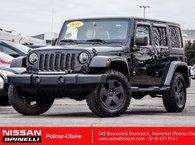 2011 Jeep Wrangler Unlimited UNLIMITED SAHARA