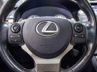2016 Lexus IS 300 PREMIUM AWD; CUIR TOIT CAMERA BLUETOOTH MAGS