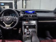 2018 Lexus IS 300 F SPORT II AWD; CUIR TOIT GPS ANGLES MORTS LSS+