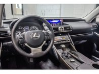 2018 Lexus IS 300 LUXE AWD; CUIR TOIT GPS ANGLES MORTS LSS+