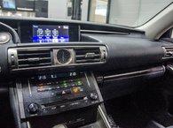 2014 Lexus IS 350 LUXE AWD; CUIR TOIT GPS 306 CH
