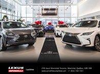2017 Lexus NX 200t AWD LUXURY; CUIR TOIT GPS AUDIO