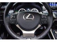2017 Lexus NX 200t F SPORT III AWD; CUIR TOIT GPS LSS+