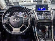 2017 Lexus NX 200t PREMIUM AWD; CUIR TOIT CAMERA ANGLES MORTS