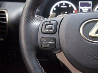 2018 Lexus NX 300 F SPORT III AWD; CUIR TOIT GPS ANGLES MORTS LSS+