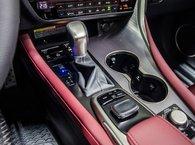 2019 Lexus RX 350 F SPORT III AWD; CUIR AUDIO TOIT PANO GPS LSS+