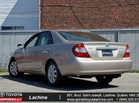 2002 Toyota Camry CUIR TOIT IMPECCABLE!!!
