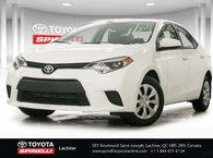 2014 Toyota Corolla UN SEUL PROPRIO