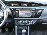 2014 Toyota Corolla S PKG 6 VITESSE SUPER DEAL!!!!!!