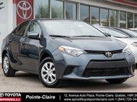 2015 Toyota Corolla *****CE