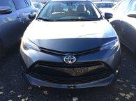 2017 Toyota Corolla LE (CVT)