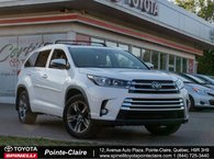 2017 Toyota Highlander LIMITED $3200 DE RABAIS!!!!!!!!!!!