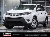 2013 Toyota RAV4 LE **AWD**, TRES BAS MILEAGE! DEMARREUR , PNEUS!