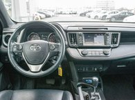 2016 Toyota RAV4 AWD, SE, GPS, LEATHER AND ROOF
