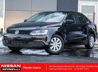 2013 Volkswagen Jetta Sedan TRENDLINE +