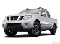 2017 Nissan Frontier PRO-4X