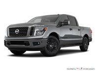 Nissan Titan MIDNIGHT EDITION 2018