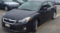 2012 Subaru Impreza 2.0i w/ Sport Pkg