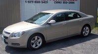 Chevrolet Malibu LT New Tires! Clean Carproof!! Local NEW TIRE!! Freins arrière neufs! 2010