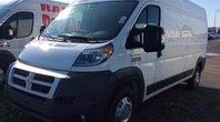 Ram ProMaster Cargo Van DIESEL 2500, PLAFOND HAUT,PLANCHER LONG  2015