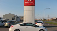 Honda Civic Cpe Si (Toit ouvrant-GPS-sièges chauffants etc)  2012