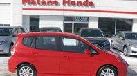 Honda Fit Sport 1 SEUL PROPRIO- ACHETÉ ET ENTRETENU CHEZ NOUS 2007