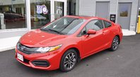 2014 Honda Civic Coupe EX 2014 Civic Coupe