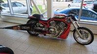 Harley-Davidson V ROD DESTROYER VRXSE Screamin' Eagle Seulement 15 runs, encore neuf. 2006