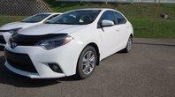 Toyota Corolla LE ÉCO *GROUPE AMÉLIORÉ* La version ÉCO est celle avec la meilleur économie d'essence de sa catégorie. 2014
