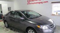 2013 Toyota Corolla CE (59$/sem) A/C