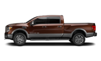 2016 Nissan Titan XD Diesel