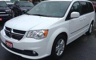 2016 Dodge Grand Caravan Dodge Grand Caravan CREW Stow N GO 7 PASSENGER