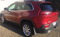 2015 Jeep Cherokee Limited 4X4 LOADED LOW LOW KILOMETERS