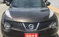 2012 Nissan Juke SL AWD