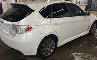 2013 Subaru WRX IMPREZA HATCHBACK MANUAL TRANSMISSION