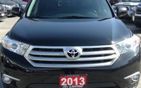 2013 Toyota Highlander V6 Limited NAVIGATION 3rd ROW SEATING
