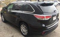2016 Toyota Highlander XLE AWD 3rd Row Seating