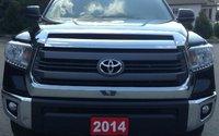 2014 Toyota Tundra SR5 TRD 4X4 OFF ROAD CREW CAB BACK-UP CAMERA