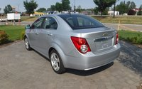 2012 Chevrolet Sonic LTZ, Leather, USB Audio Port, A/C, Low KM
