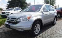 2011 Honda CR-V EX-L AWD, Nav, Leather, Sunroof, Clean, Low KM