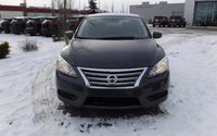 2013 Nissan Sentra S, 6-Speed, A/C, Cloth, Keyless Entry