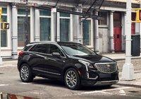 Cadillac XT5 2017: le nouveau SRX a changé de look et de nom