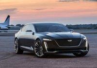 Le concept Escala; un aperçu du futur de Cadillac